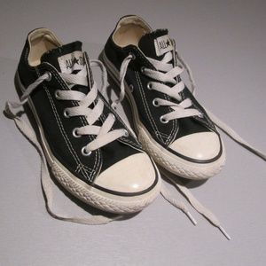 Converse All Star Black Low top Sneakers Gym Shoes